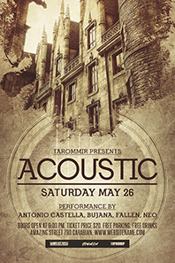 52_acoustic_vintage_flyer