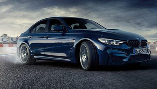 BMW M3 Sedan 2018