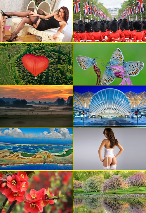 Beautiful Mixed Wallpapers Pack 752