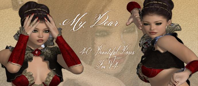 My Dear Poses for V4