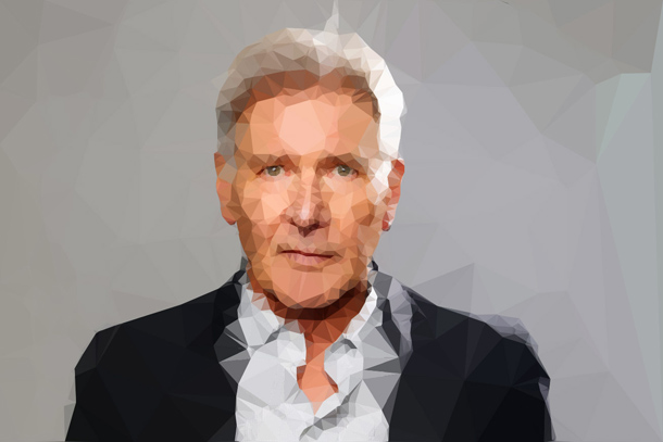 Harrison_Ford_Low_Poly_Portrait