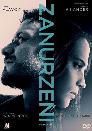 Zanurzeni / Submergence (2017) PL.AC3.DVDRip.XviD-GR4PE | Lektor PL