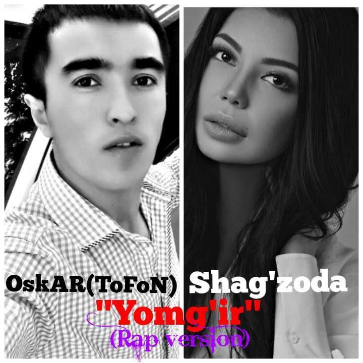 OskAR(ToFoN) feat SHag`zoda - Yomg`ir (new rap version)
