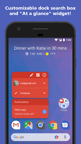 Action Launcher Plus - Pixel + Android O on your phone 31.4 APK