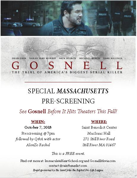 Gosnell_Prescreening