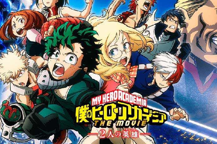 فيلم Boku no Hero Academia the Movie: Futari no Hero مترجم