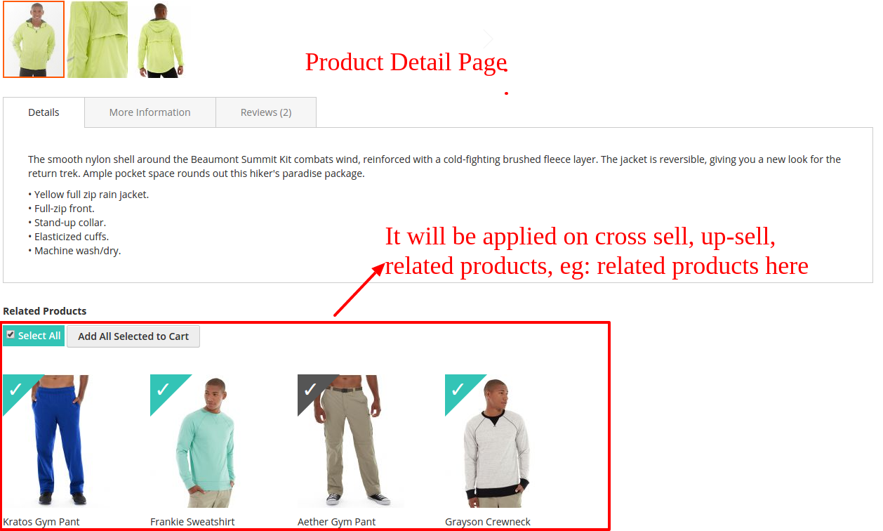 \ 4 - Add Multiple Products To Cart Magento 2