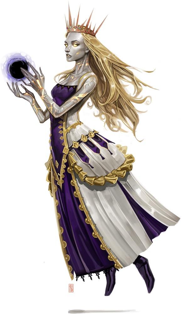 3 Lunar Sorceress