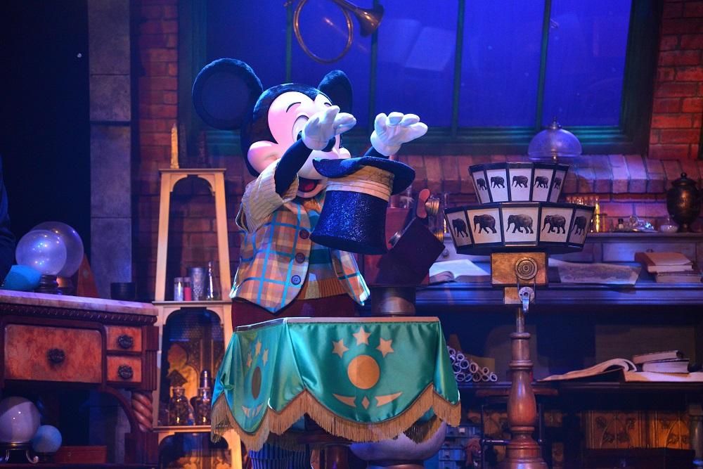 Mickey & the Magician at Disneyland Paris