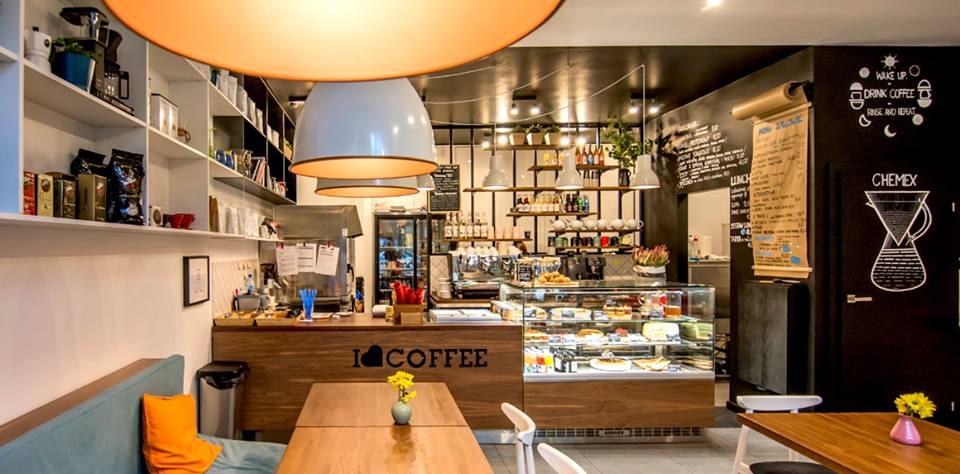kawiarnia i love coffee krakow