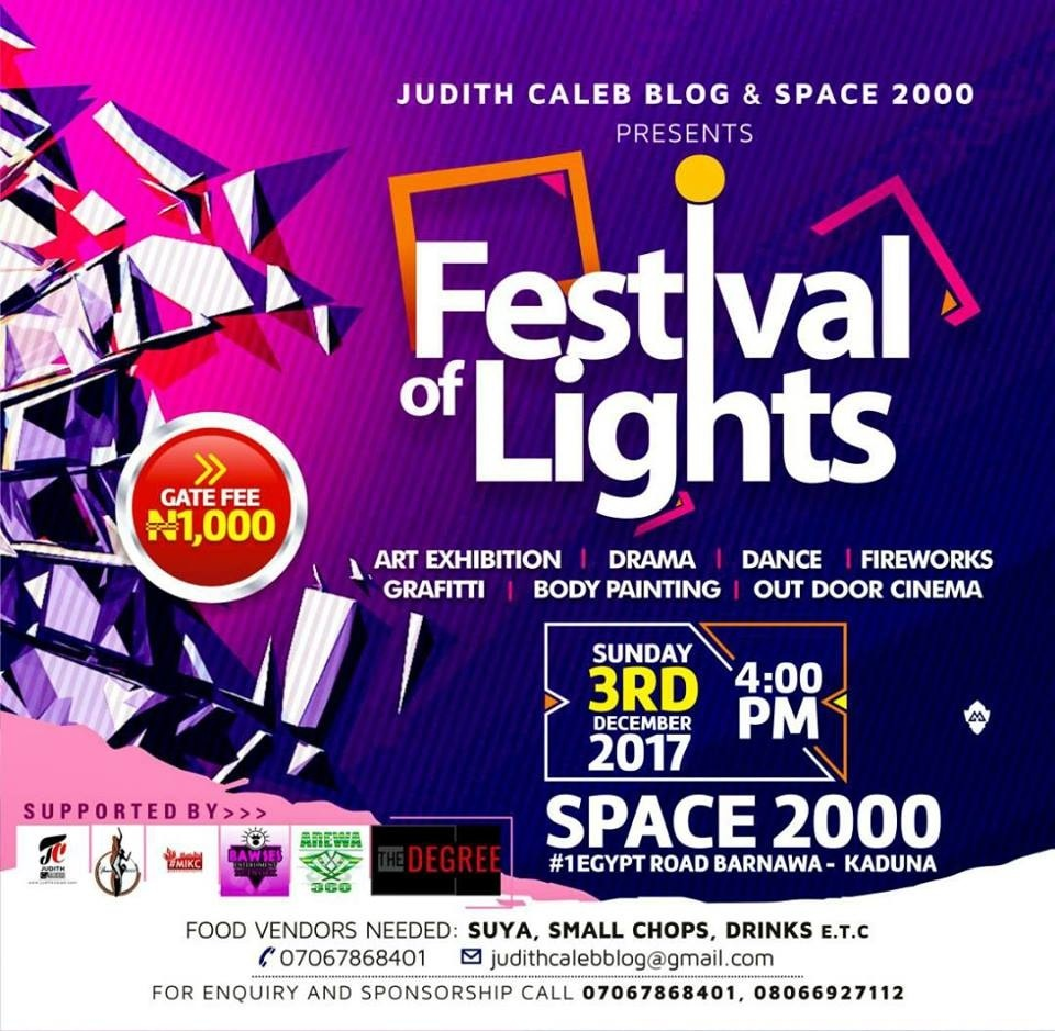 Event: Festival Of Lights (Coming in December)