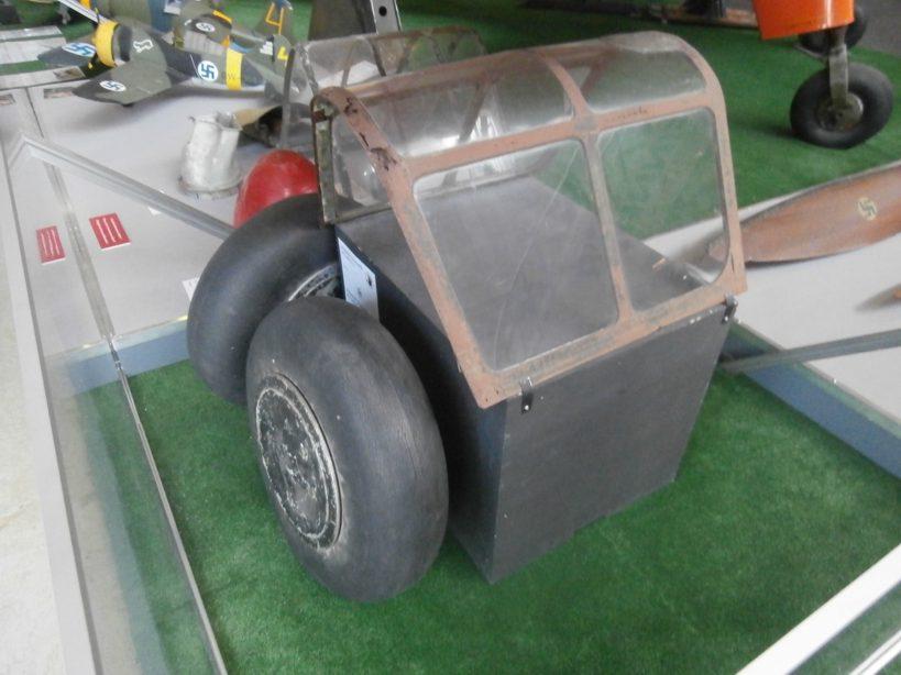 Zrakoplovni muzej u Vantaa-i kod Helsinkija, Finska P8150167