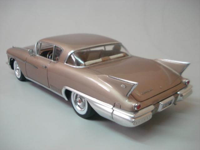 Cadillac Seville 1958 - Arii - 1/24 - Concluido DSC05908