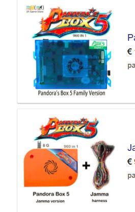 Bartop Arcade Machines | NeoGAF