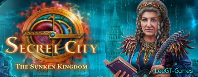 Secret City 2: The Sunken Kingdom [Beta Version]