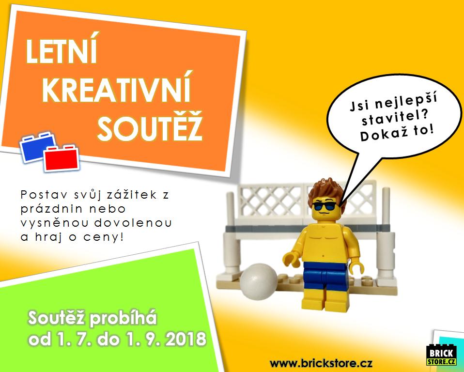 Letní kreativní soutěž 2018