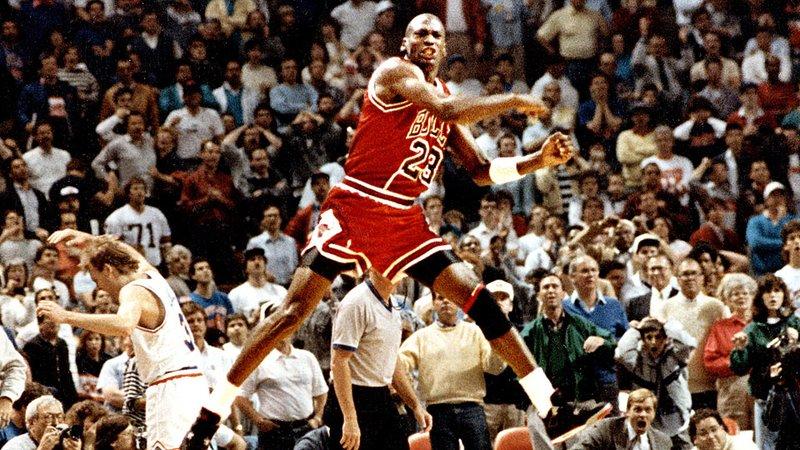 那是一種『只要是Michael Jordan想做的,就絕對沒有人能夠阻止得到』的感覺
