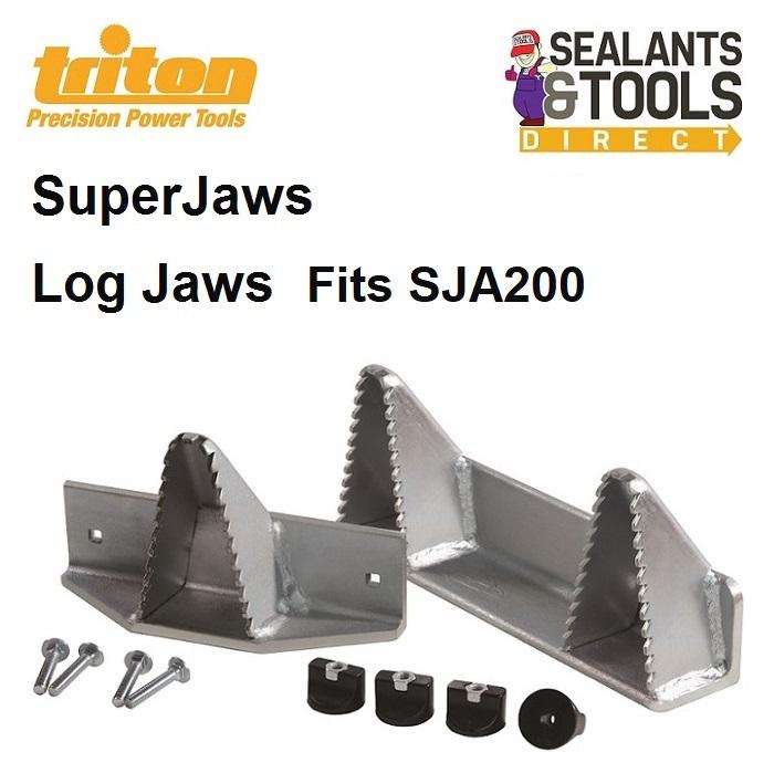 Triton SuperJaws Log Jaws SJA460 Fits SJA200