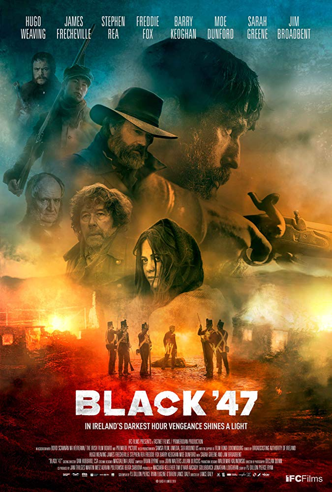 Black '47 (2018) 720p WEB-DL 700MB