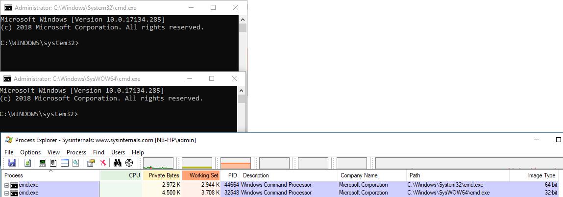 Command Prompt Windows 7 64bit | AnandTech Forums