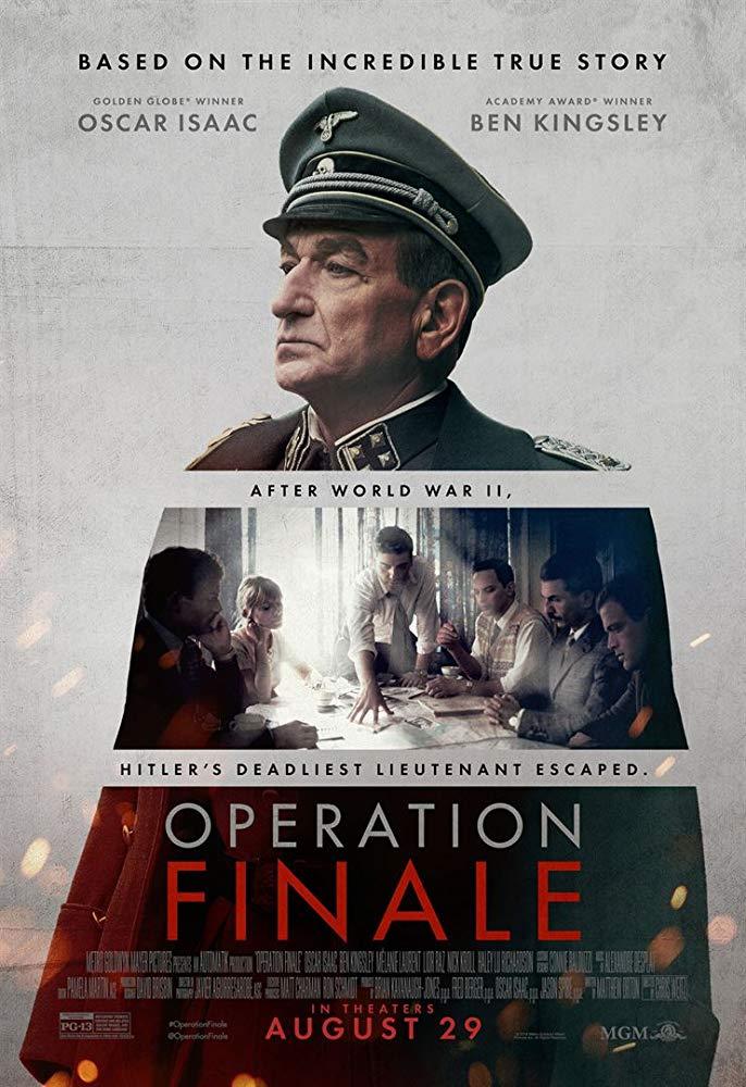 Operation Finale (2018) 720p WEB-DL 950MB