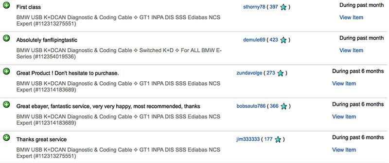 Details about BMW K+DCAN Diagnostic & Coding Cable Tool ✧ Mini R50 R52 R53  R55 R56 R57 R58 R60