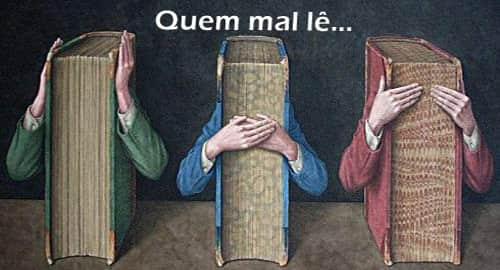 Pouca leitura no Brasil
