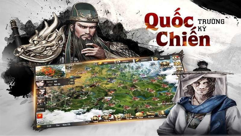 Quốc Chiến của Tam Quốc Truyền Kỳ Mobile – Chiến trường đỉnh cao hài lòng game thủ SLG khó tính nhất