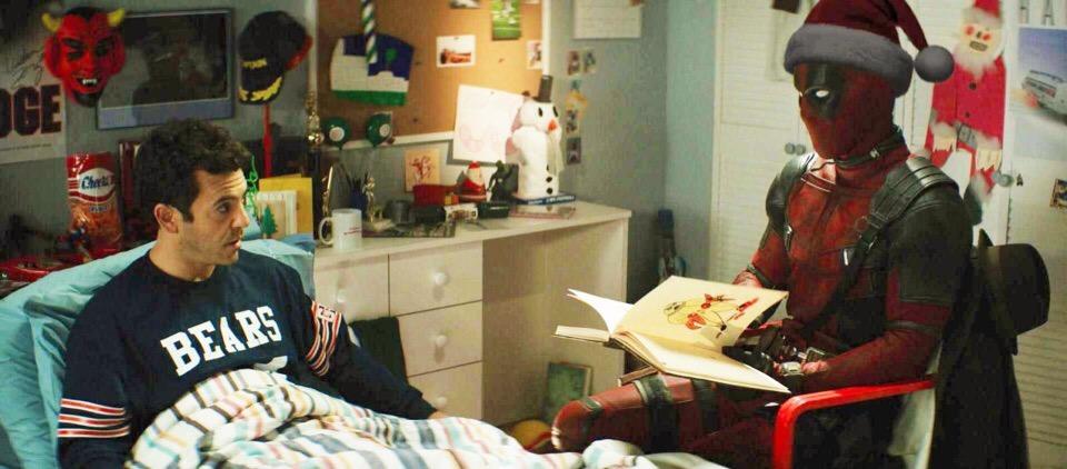 Для подростковой версии «Дэдпула 2» отсняли несколько новых сцен