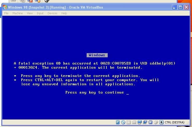 virtualbox org • View topic - Windows 98 guest on windows Xp