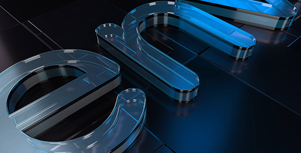 Videohive Cool Glass Logo 21173701