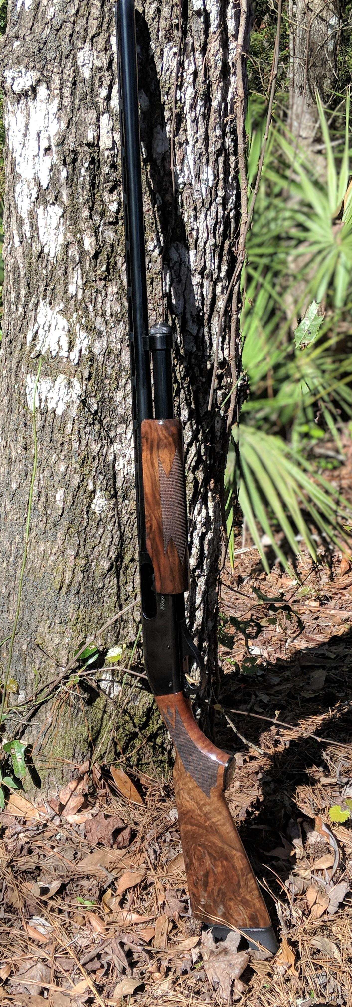Wingmaster Claro Shotgunworldcom O Trigger Help Please Image