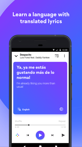 Musixmatch Lyrics Premium 7.0.4 Final APK