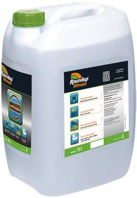 Garrafa de glifosato herbicida, 15l