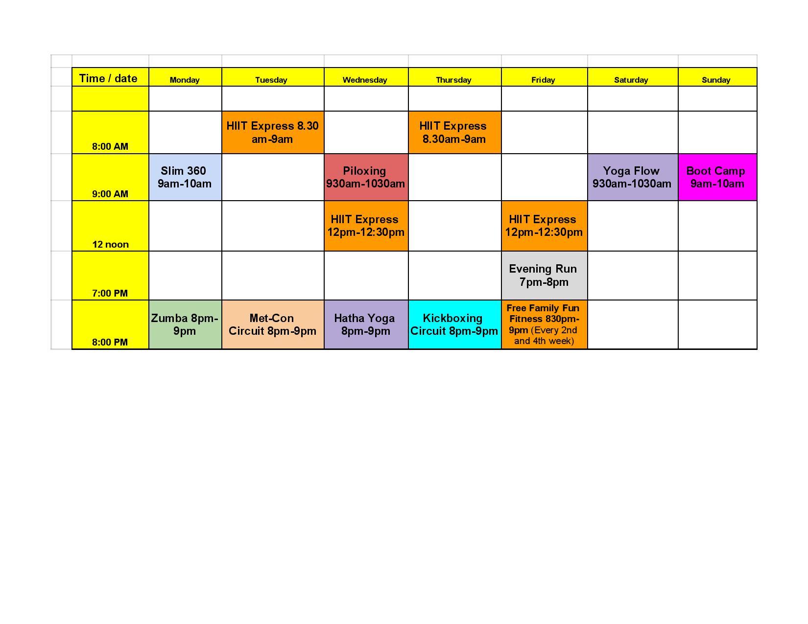 BP_Class_Schedule