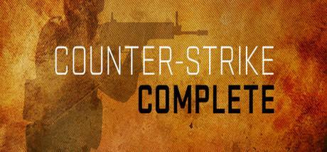 CS GO Complete(CS GO + CS Source + CS 1.6)  ключ для Steam