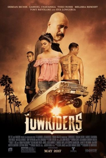 Lowriders (2016) PL.BDRip.XviD-KiT | Lektor PL