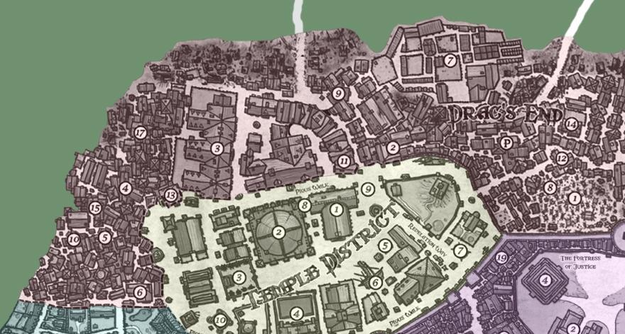 Drac's End   Afsaana - Crossroads of the World   Obsidian Portal