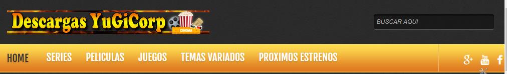 La mejor pagina para ver peliculas Descargas YuGiCorp YUGI