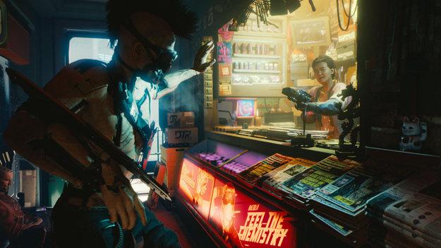 В Cyberpunk 2077 модификация тела приводит к последствиям