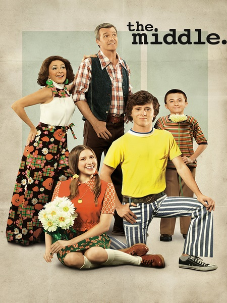 The Middle Seasons (1-6) Complete DVDRip x264-MiXED