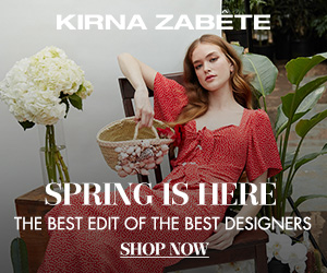 Kirna Zabete's Spring Collection has arrived! Shop now for the newest items in season