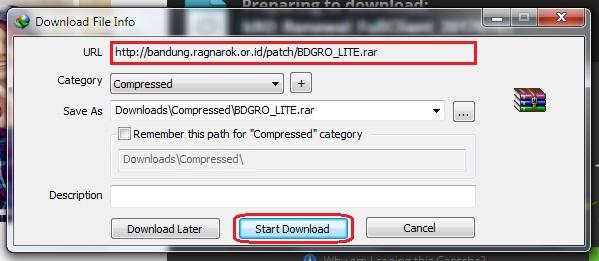 Cara Registrasi Akun/ID di BdgRO - Panduan u/ Pemain Baru IDM_downloading_LITE_Bdg_RO