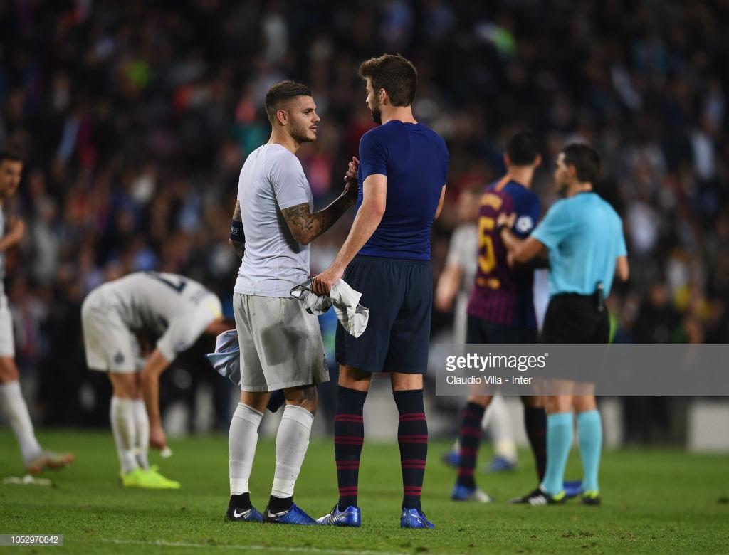 صور مباراة : برشلونة - إنتر ميلان 2-0 ( 24-10-2018 )  L6