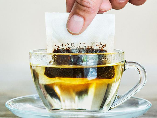 Packaged tea can trigger oncology and infertility