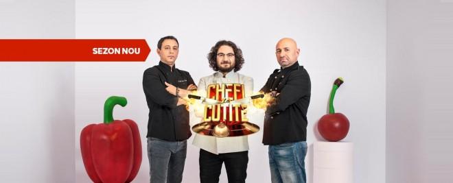 Chefi la cutite sezonul 5 episodul 6 online 24 aprilie 2018