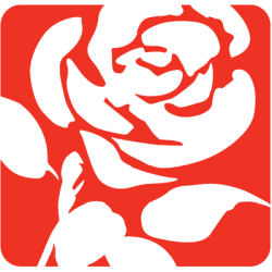 Image of Labour Party rose logo