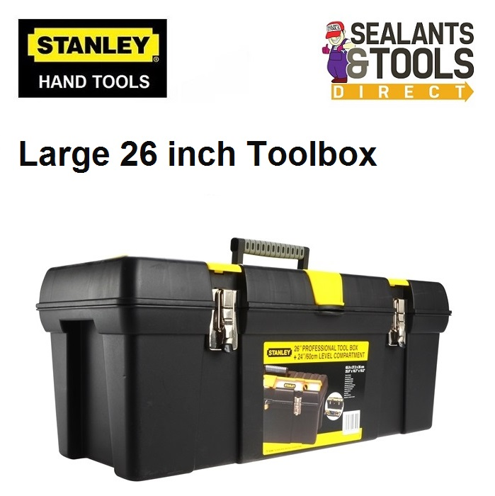 Stanley Professional Toolbox 65cm STA192850