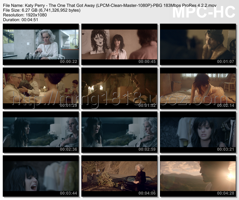 Katy_Perry_The_One_That_Got_Away_LPCM_Clean_Master_1080_P_PBG_183_Mbps_Pro_Res_4_2_2