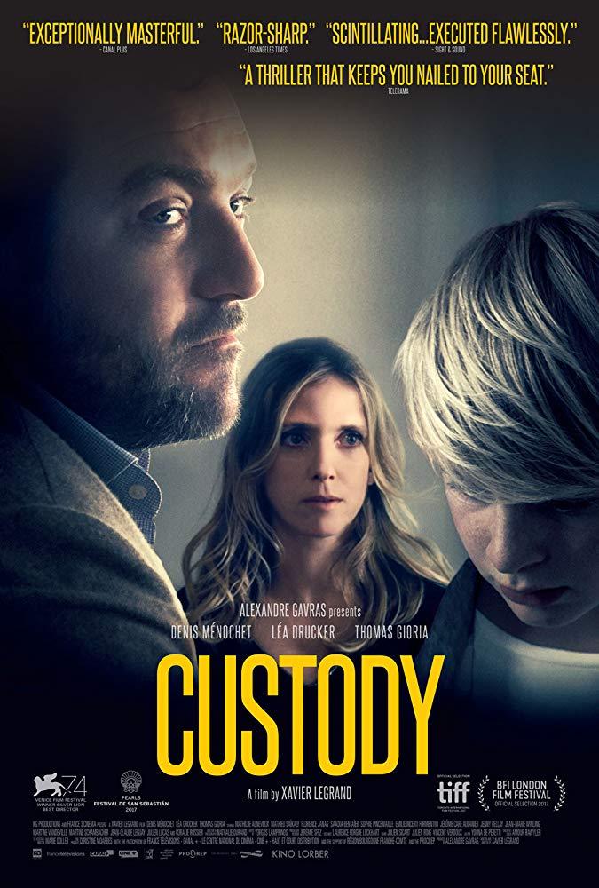 Custody (2017) BluRay 720p 750MB